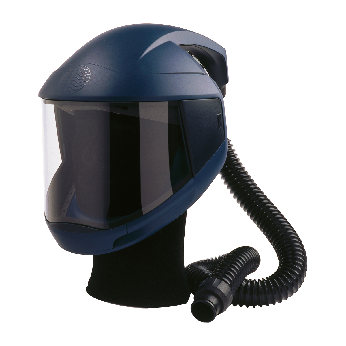 air respirator mask with face shield